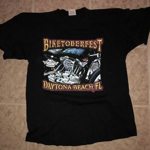 Bike week t shirt